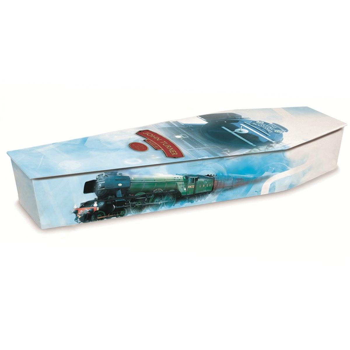 Picture Coffins